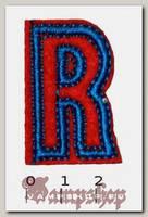 Термонашивка буква R