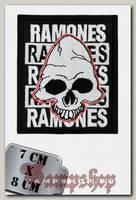 Термонашивка Ramones