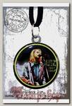 Кулон RockMerch Kurt Cobain