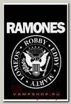 Плед Ramones