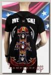 Торба Guns n Roses текстильная