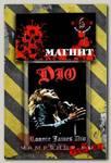 Магнит RockMerch Dio Ronnie James Dio
