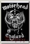 Плакат Motorhead