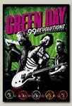 Магнит RockMerch Green Day Revolutions