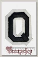 Термонашивка буква Q