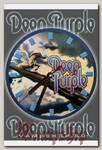 Часы настенные RockMerch Deep Purple