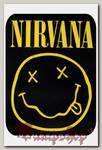 Коврик для мыши RockMerch Nirvana смайл