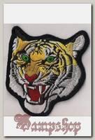 Термонашивка Тигр