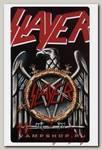 Наклейка-стикер Rock Merch Slayer