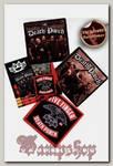 Набор стикеров RockMerch 5 Finger Death Punch