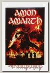 Магнит RockMerch Amon Amarth