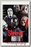 Тетрадь RockMerch Slipknot