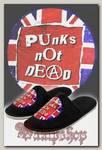 Тапочки Punks not Dead