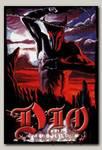 Магнит RockMerch Dio