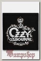 Термонашивка Ozzy Ozbourne