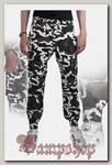 Штаны камуфляжные Hacker ВСР-93 зима c манжетами