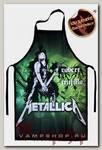 Фартук Metallica Robert Trujillo