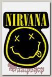 Наклейка-стикер Nirvana