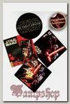Набор стикеров RockMerch Star Wars