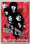 Магнит RockMerch The Rolling Stones Its only Rock n Roll