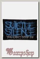 Нашивка Suicide Silence