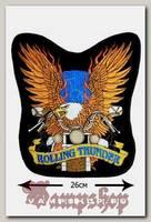 Термонашивка Rolling Thunder