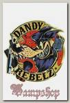 Наклейка-стикер Dandy Rebelz
