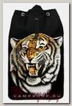 Торба Тигр текстильная